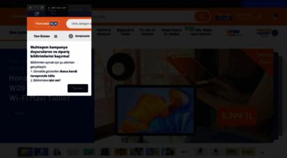 teknosa.com - teknosa  herkes için teknoloji - teknosa alışveriş sitesi