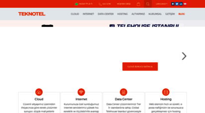 teknotel.com - teknotel telekomünikasyon  kurumsal internet, vpn, veri merkezi, ses ve uydu erişim hizmetleri