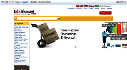tekstilsanayi.com - toptan, tekstil, marka, giyim, tişört, ucuz, ihraç fazlası, parti malı