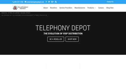 telephonydepot.com