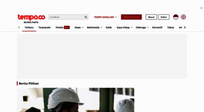 similar web sites like tempo.co