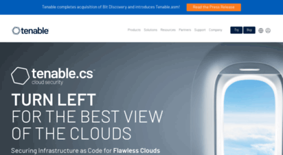 tenable.com - tenable® - the cyber exposure company