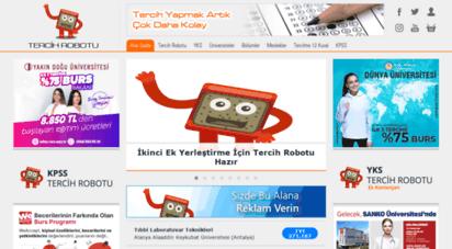 tercihrobotu.com.tr