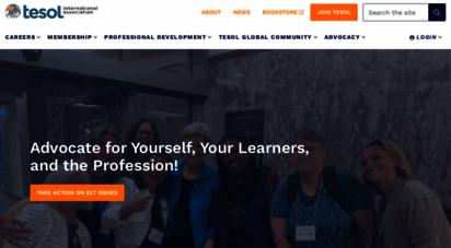 tesol.org - tesol international ssociation