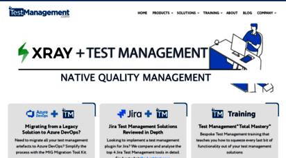 testmanagement.com
