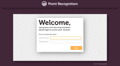 thankyou.pointrecognition.com -