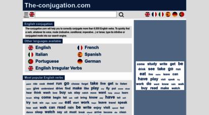 the-conjugation.com