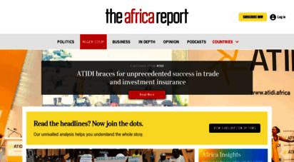 theafricareport.com