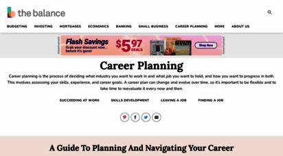 thebalancecareers.com - the balance careers