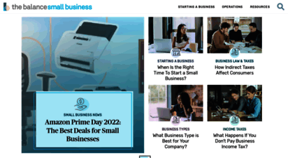 thebalancesmb.com - the balance small business
