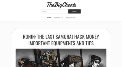 thebigcheats.com -