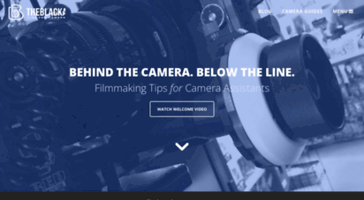 theblackandblue.com - filmmaking tips for camera ssistants  the black and blue