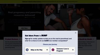 thebump.com - thebump.com - pregnancy, parenting and baby information