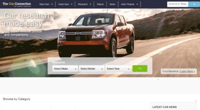 thecarconnection.com - new cars, car reviews, car shows, car photos - the car connection