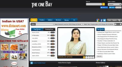 thecinebay.com - latest telugu movies online: news, reviews, tv serials