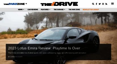 thedrive.com - the drive - automotive news, car reviews and car tech