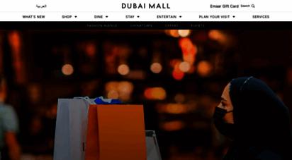 thedubaimall.com - what to do in dubai - hotels, restaurants, entertainment, holidays, events & offers, dubai shopping festival » the dubai mall