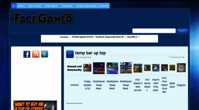 thefacegamer.com