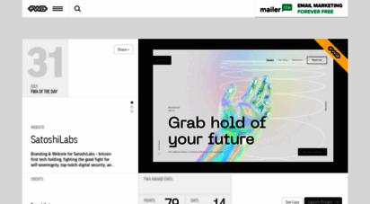 thefwa.com - awards - the fwa