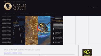 thegoldqueen.com - warcraft gold queen