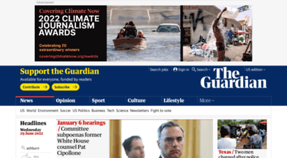 theguardian.com - news, sport and opinion from the guardian´s us edition  the guardian