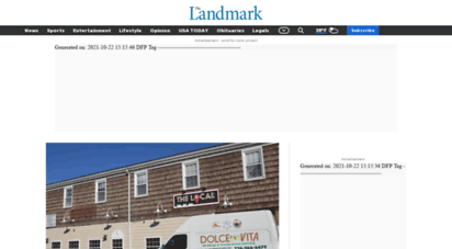 Welcome to Thelandmark com - The Landmark | Home Page