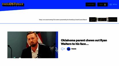 thelostogle.com - the lost ogle - oklahoma city, oklahoma news, entertainment, opinion and satire.