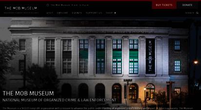 themobmuseum.org