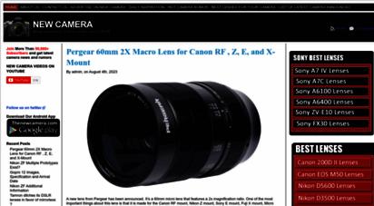 thenewcamera.com - new camera