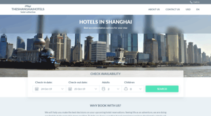 theshanghaihotels.com - the shanghai hotels  the shanghai hotels