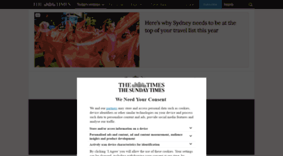 thetimes.co.uk - the times & the sunday times