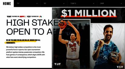 thetournament.com - tbt  the basketball tournament