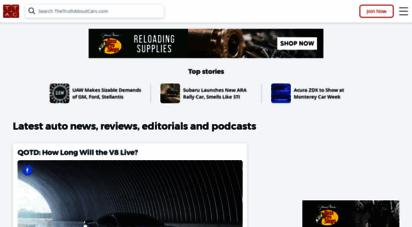 thetruthaboutcars.com -