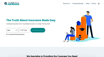 thetruthaboutinsurance.com - insurance help and insurance tips  the truth about insurance.com