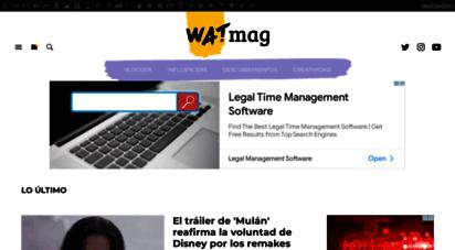thewatmag.com - watmag - youtubers, ilustracin y cultura digital