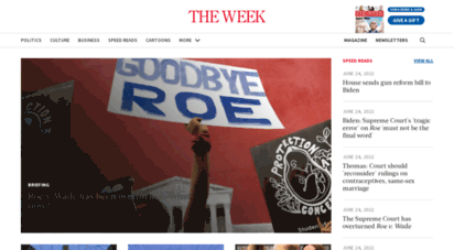 theweek.com - the week - all you need to know about everything that matters