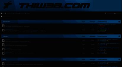 thiweb.com - ..:: thiweb creative ::..