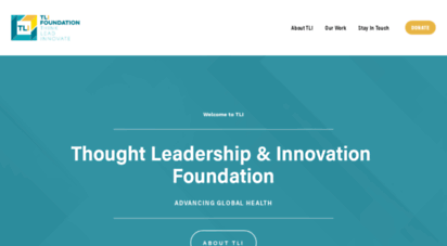 thoughtfoundation.org -