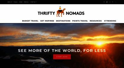 thriftynomads.com -