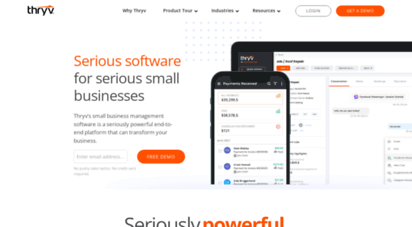 thryv.com - thryv  small business software