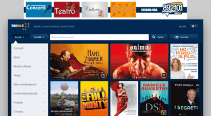 ticketone.it - ticketone biglietti, concerti, spettacolo, sport & cultura