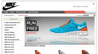 Welcome to Tiffany Blue Free Runs