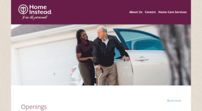 Welcome to Tigardor in-home-care-jobs com - Openings - Home