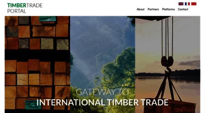 timbertradeportal.com