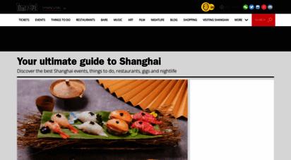 timeoutshanghai.com