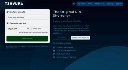 tinyurl.com - tinyurl.com - shorten that long url  a tiny url