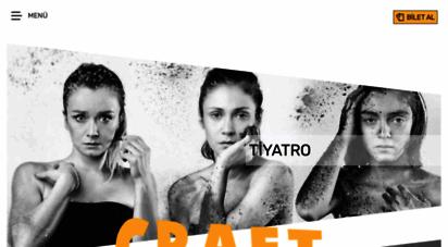 tiyatrocraft.com - craft tiyatro kadıköy