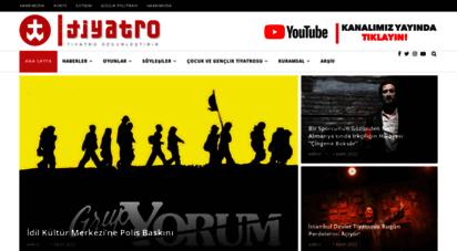 tiyatrodergisi.com.tr -