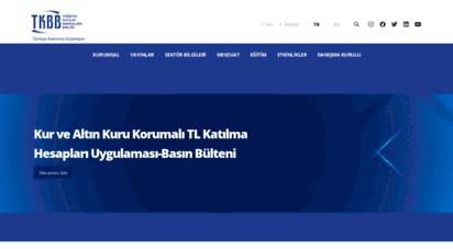 tkbb.org.tr - türkiye katılım bankaları birliği