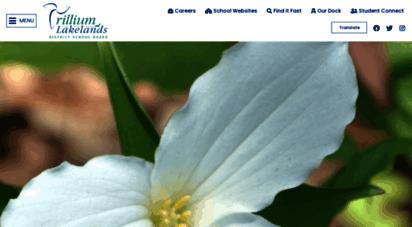 tldsb.on.ca - trillium lakelands district school board welcome - trillium lakelands district school board